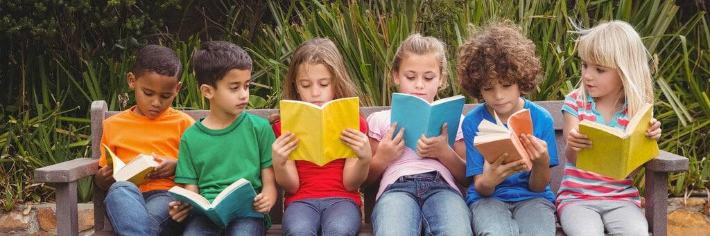 Kinder lesen gemeinsam – Methoden und Konzepte der Leseförderung